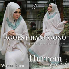 Busana muslim Terbaru Trendy Hurrem vol.2 by Agoes Hanggono 3