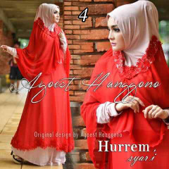 Busana muslim Terbaru Trendy Hurrem vol.2 by Agoes Hanggono 4