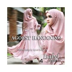 Koleksi Terbaru Busana Muslim Isabel Syar'i by Agoes Hanggono 4