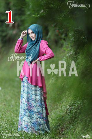 Trend Baju Muslim Modern Fateema by Kynara 1