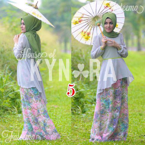 Trend Baju Muslim Modern Fateema by Kynara 5