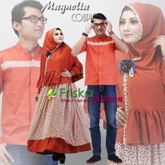 Trend Baju Muslim Syar'i Magnolia by Friska Bata