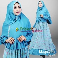 Trend Baju Muslim Syar'i Magnolia by Friska Tosca