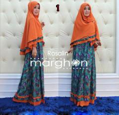 Trend Busana Muslim Wanita Rosalin by Marghon 1