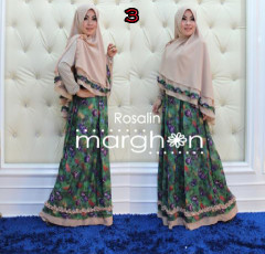 Trend Busana Muslim Wanita Rosalin by Marghon 3