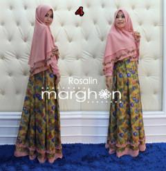 Trend Busana Muslim Wanita Rosalin by Marghon 4