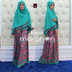 Trend Busana Muslim Wanita Rosalin by Marghon 5