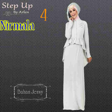 Trend Busana Muslim Wanita Step Up 5