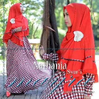 Trend Busana Muslimah Modern Natania vol.3 by Mayra Merah