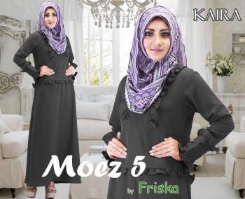 Trend Busana muslim Wanita Modern Kaira by Friska Abu