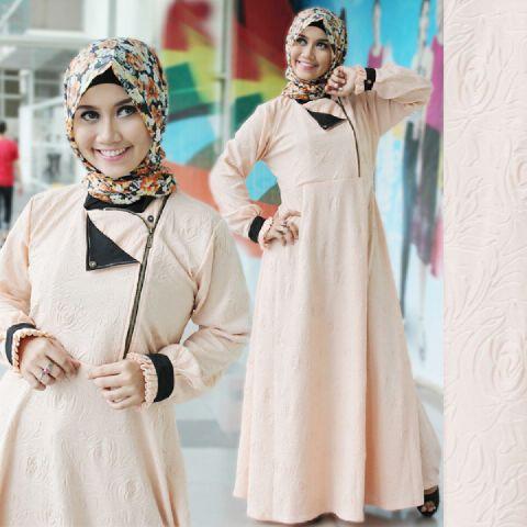 Trend Terbaru Busana Muslim Danes by Lil Gorgeous Peach