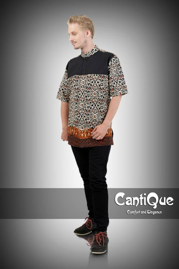 Cq Orange 1504 Baju Muslim Gamis Modern