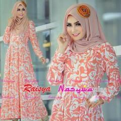 Busana Muslim Raisya Nasywanisa Salem