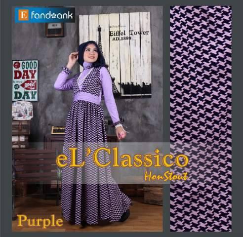 eL' Classico Purple