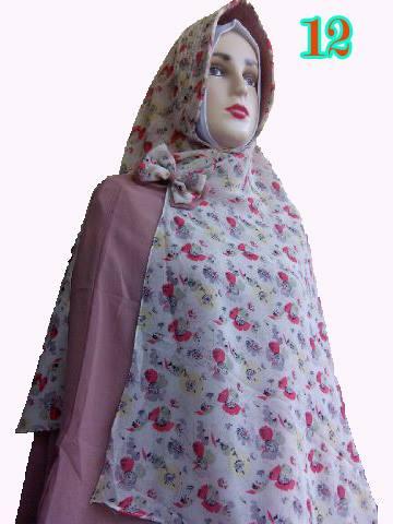 Syahida Pet 12 Baju Muslim Gamis Modern