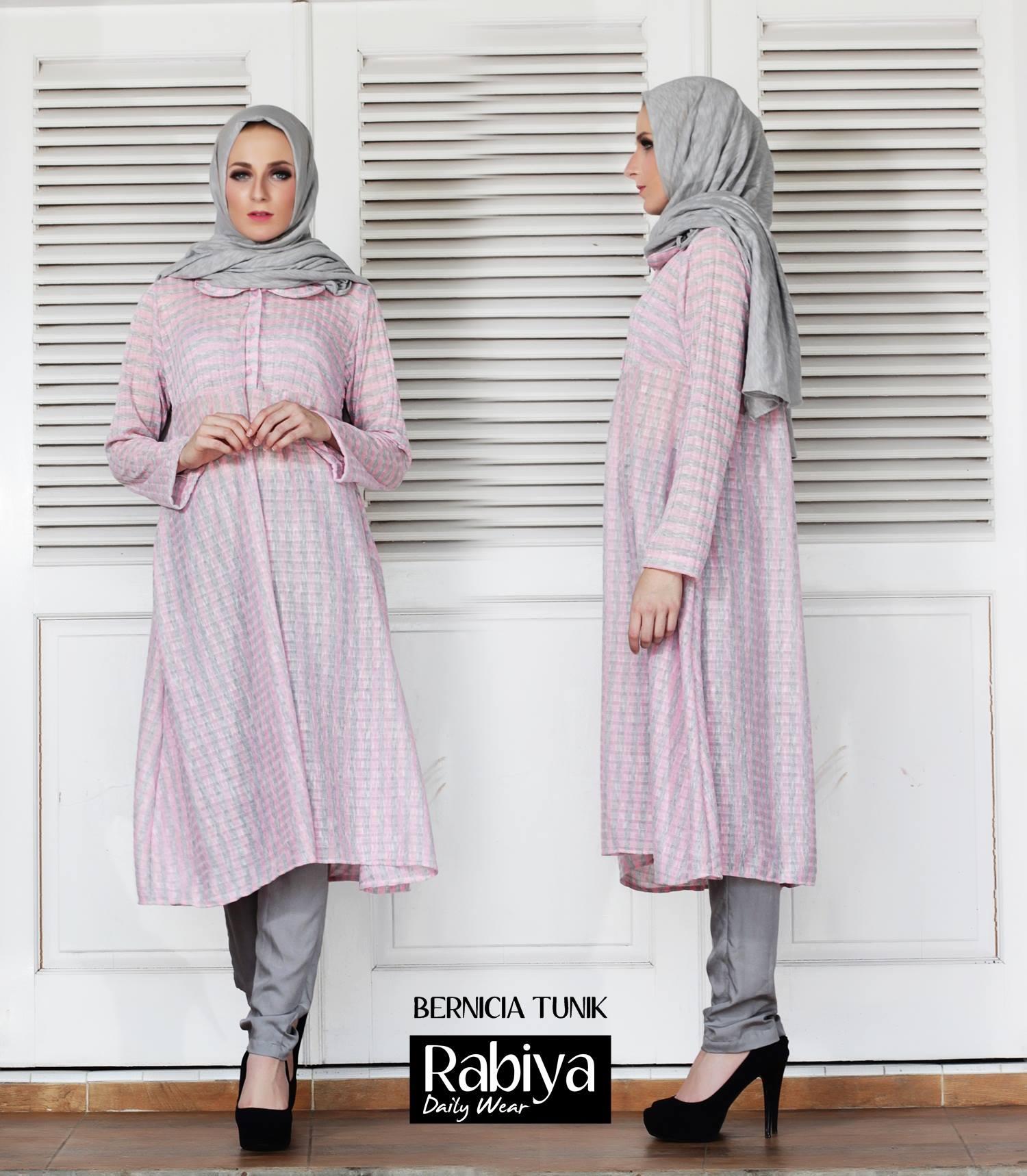 Bernicia Tunik Baju Muslim Gamis Modern