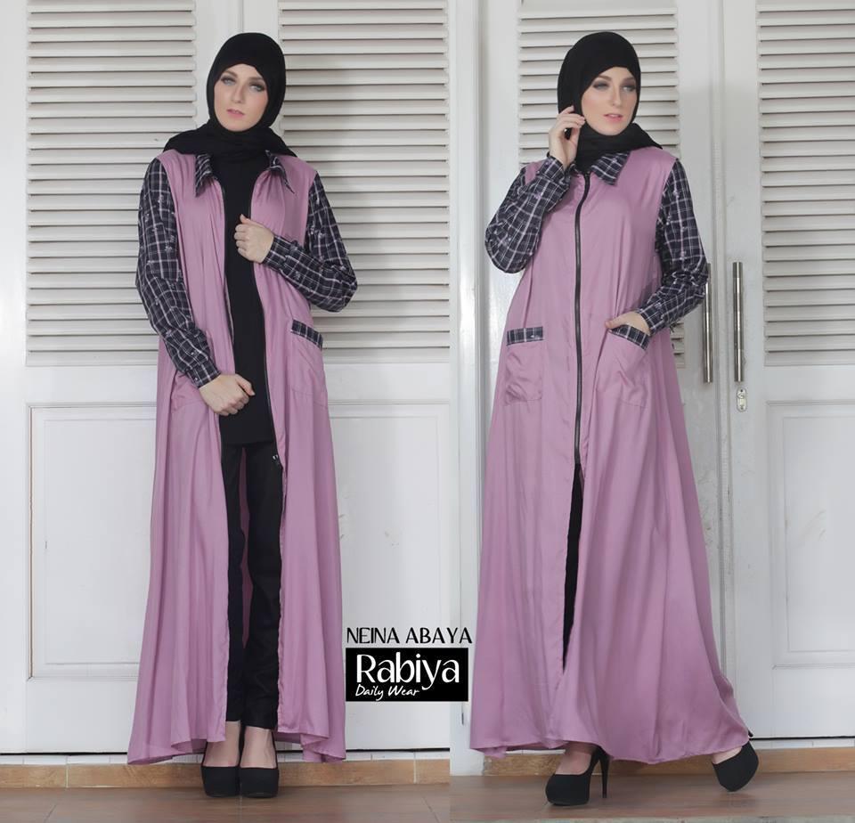 Neina Abaya Baju Muslim Gamis Modern