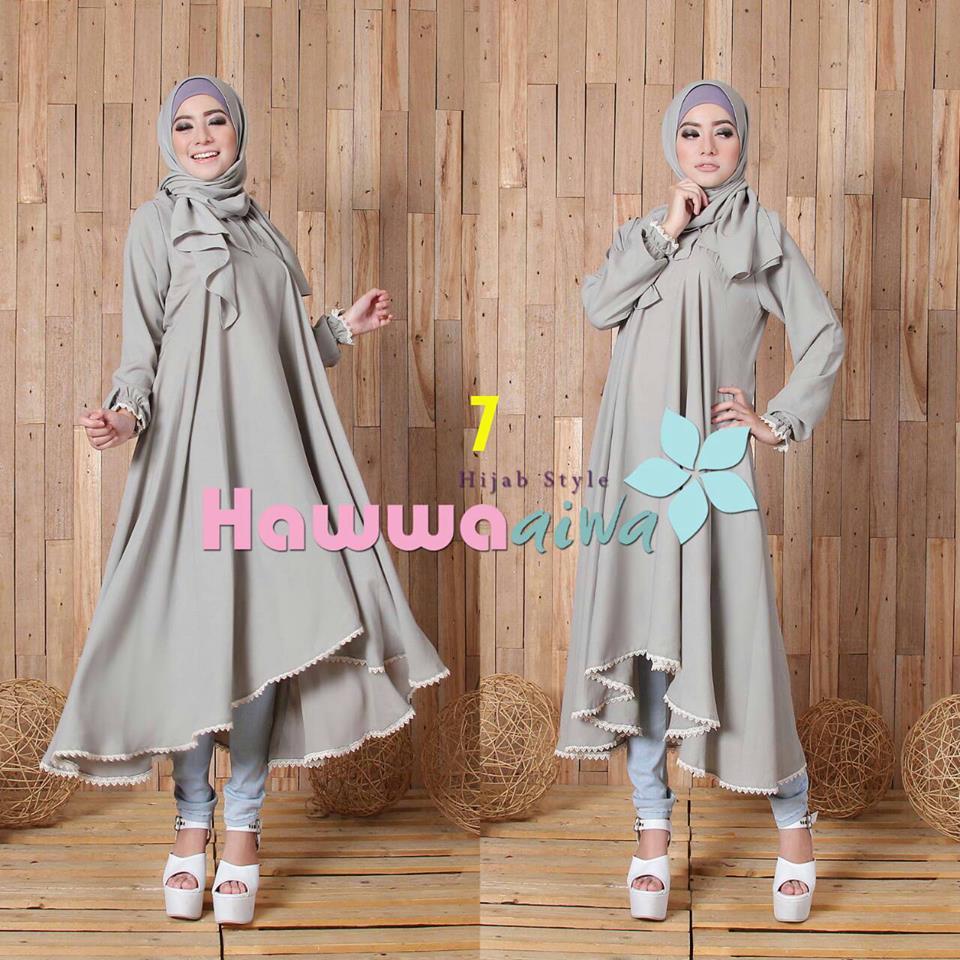 Shafira 7 Baju Muslim Gamis Modern