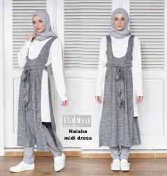 naisha midi dress