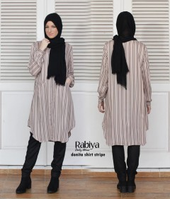 donita shirt stripe