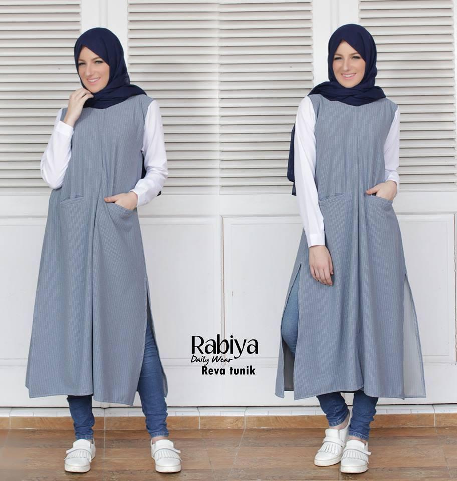 Baju Tunik Wanita Lagi Ngetrend Model Tunik Terbaru Di