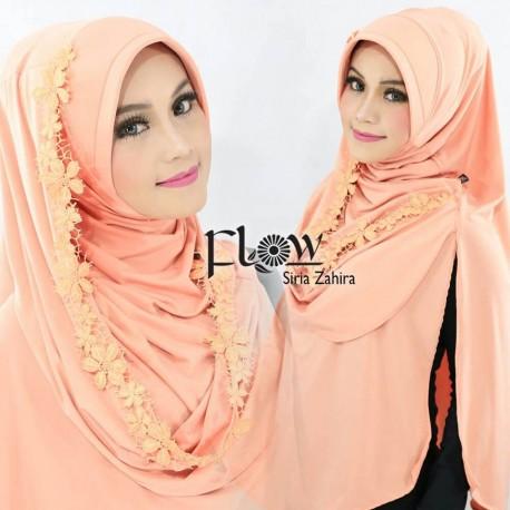 Siria Zahira Salem Baju Muslim Gamis Modern