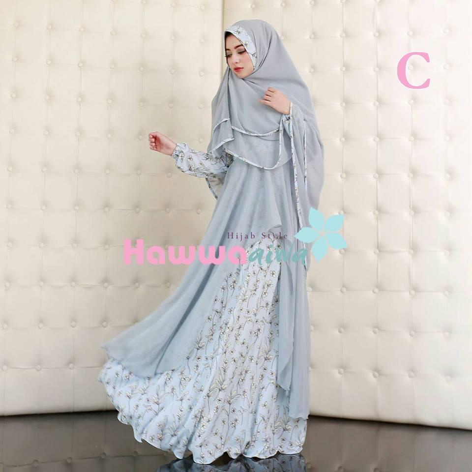 Suraya C Baju Muslim Gamis Modern