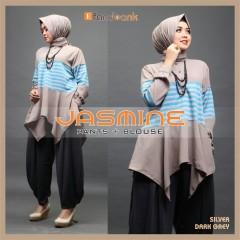 Jasmine by Efandoank Dark grey
