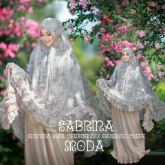 Sabrina mukena by Moda