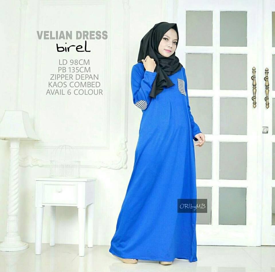 35 Contoh Baju Muslim Model Sekarang 2015 New Style For