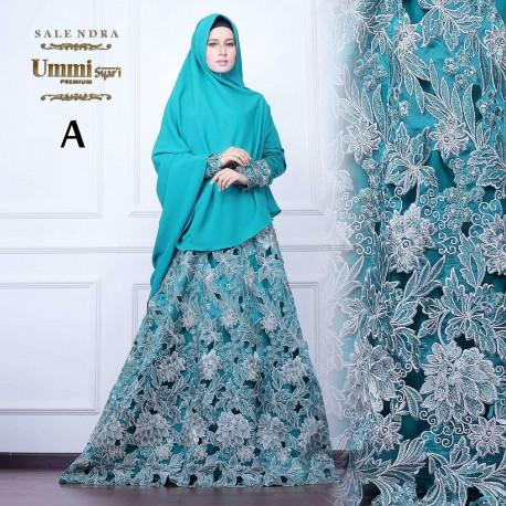 Salendra A Baju Muslim Gamis Modern