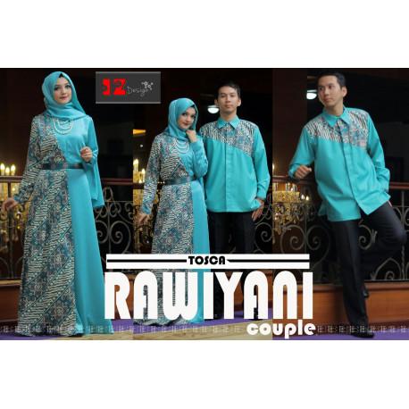 Rawiyani Tosca Baju Muslim Gamis Modern