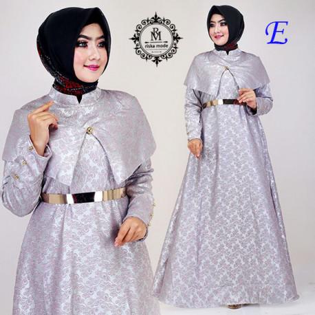 Jaguard E Baju Muslim Gamis Modern