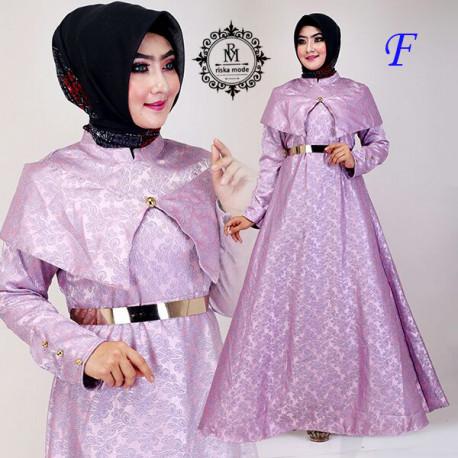 Jaguard F Baju Muslim Gamis Modern