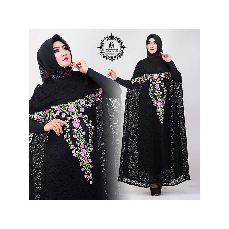 kaftan_nisya_black