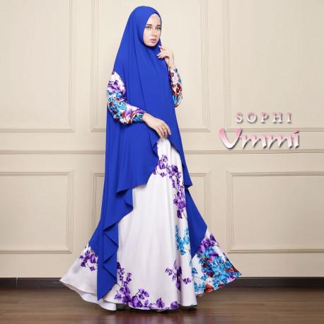Sophi Birel Baju Muslim Gamis Modern