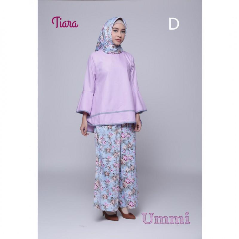 Tiara D Baju Muslim Gamis Modern