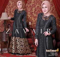 Busana muslim terbaru Zavair A081 by Balimo B