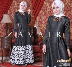 busana pesta muslim Zavair A081 by Balimo A