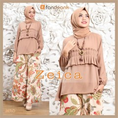 model gamis zeica by efandoank milo