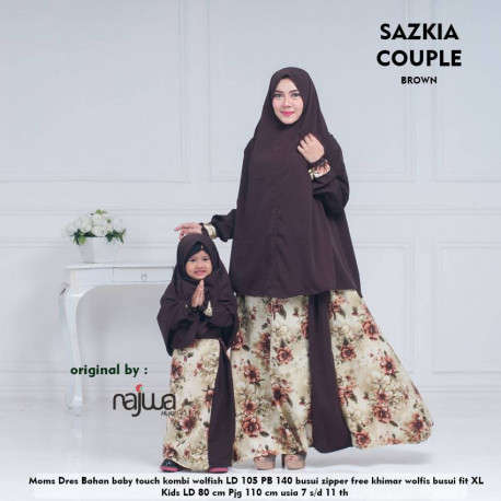 sazkia-couple