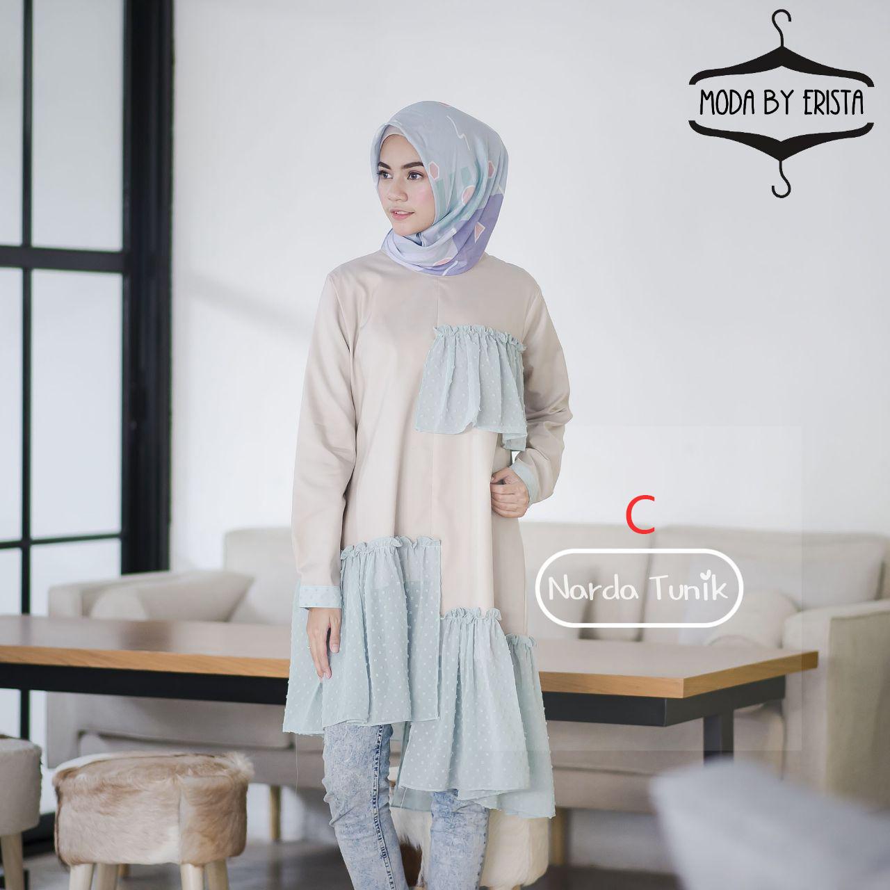 Baju muslim narda by moda C