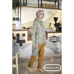 baju muslim sandrina set by moda C