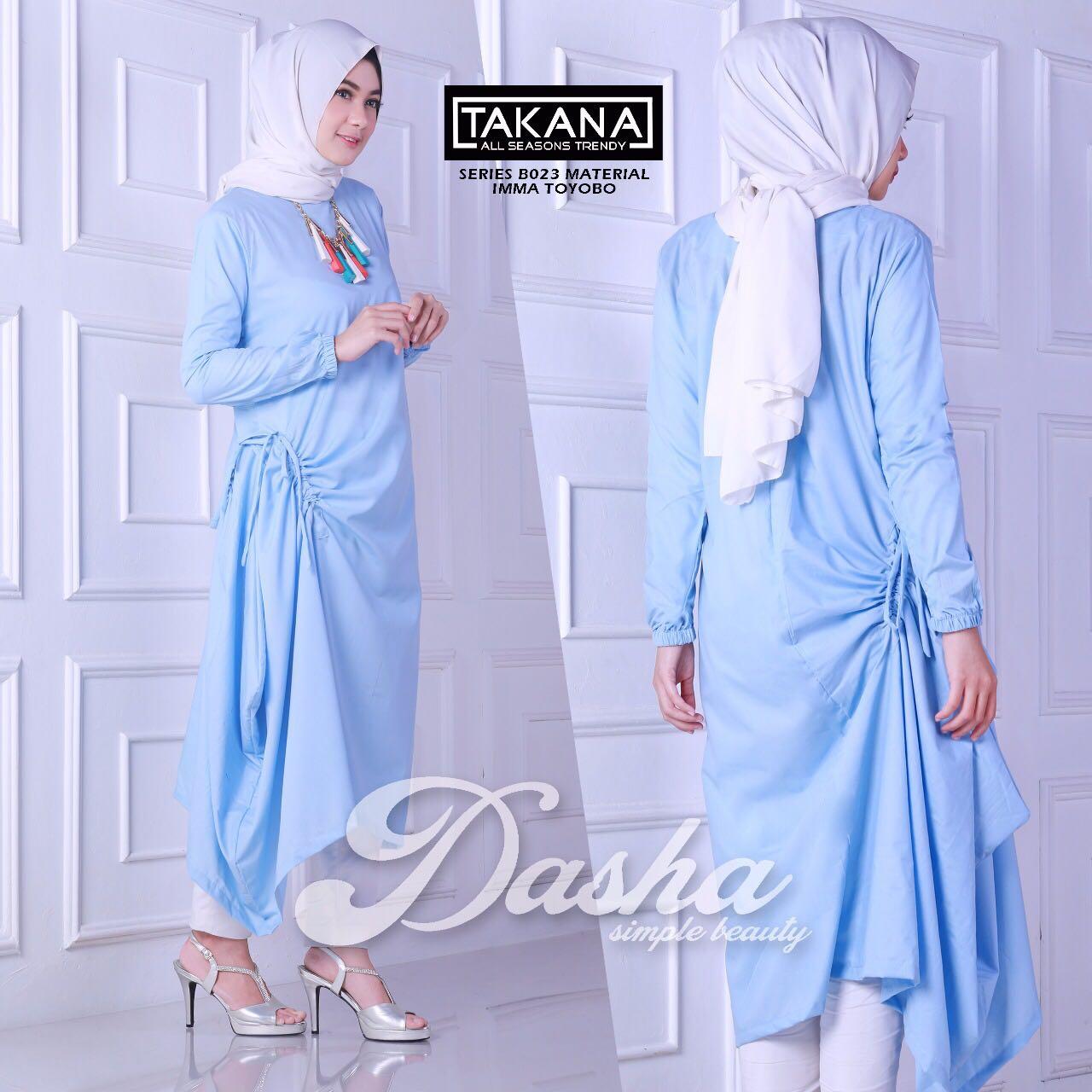 busan muslim desha by balimo blue