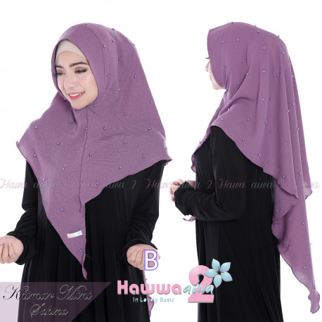 fashion hijab khimar mini sahina B