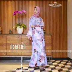 gamis terbaru adreena drees by GDA grey