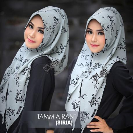 hijab terbaru jilbab tammia ranti by flow grey