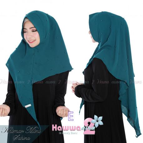 jual model hijab khimar mini sahina E