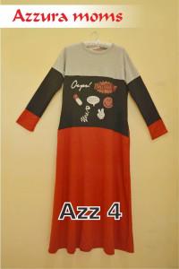 koleksi gamis azzura mms azz4