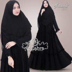 koleksi gamis natasha syari vol 3 by az zahra black